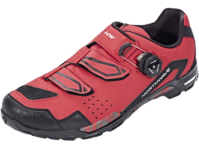 Northwave Outcross Plus Shoes Men dark red